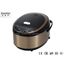 Deluxe cookers for sale with LCD display ceramic coating inner pot