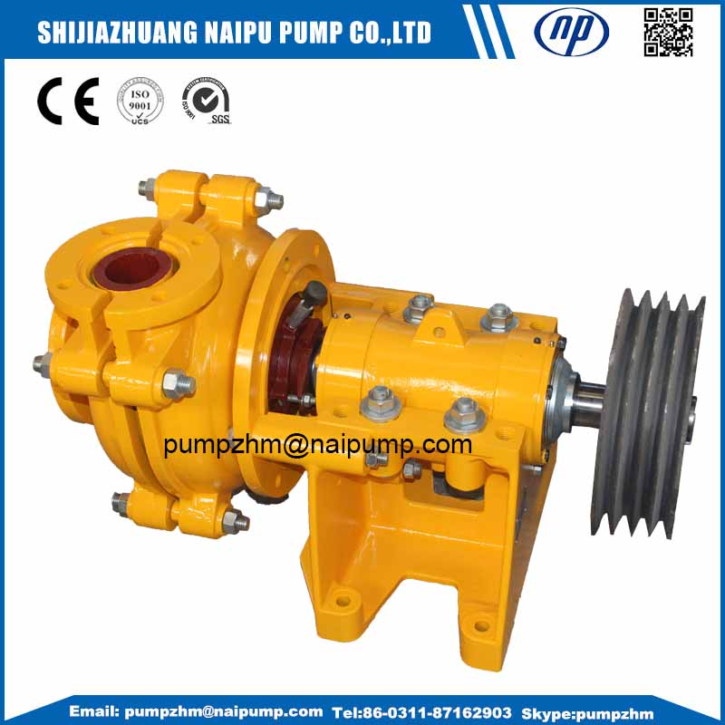 85 fine tailings slurry pump