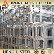Square Galvanized Steel Tube 40*40mm