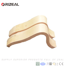 2018 factory price bent plywood parts for chair or sofa