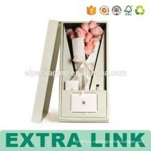 Oem personalizado Ramo de flores cajas de embalaje de cono
