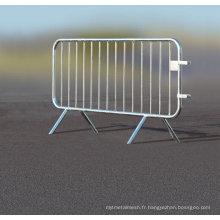 Barrières de contrôle des foules / Barrière de police / Barricades en acier