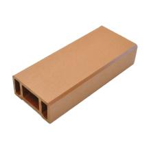 Alto Quanlity de madera de plástico compuesto Guardrail 90 * 45