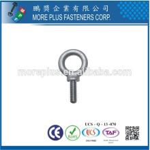 Made in Taiwan Hochwertige Aluminium M4 Kleine Augenschrauben
