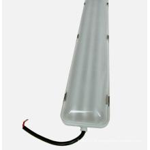 Diodo emissor de luz plástico da tampa da Tri Prova da tampa para o posto de gasolina