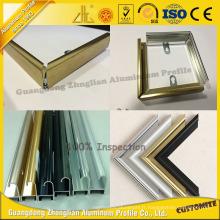 Cadre en aluminium de fournisseur de la Chine pour le cadre de panneau d'affichage