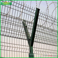 Expédition en temps opportun et poste de clôture de sécurité de l'aéroport