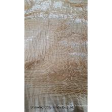Full Taffeta Cutting Belt Embroidery Fabric