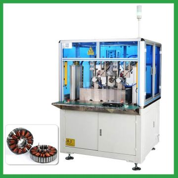 Automatic blower motor BLDC needle coil winding machine