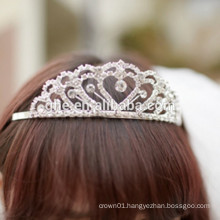 princess wand tiara with dangling rhinestones silver plastic tiara wholesale hair tiaras and crowns