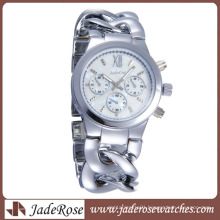 Alloy Case and Strap Quartz Movement Watch (RB3291)