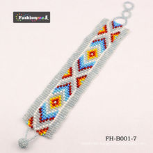 2013 fashion handmade girls bead bangles