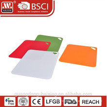 Hot selling Plastic Chopping Board/ Cutting Board