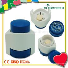 Аптечная магнитная мини-пилюльная дробилка с контейнером