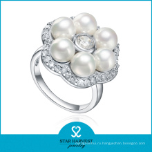 Дешевые 925 серебро Обручальное кольцо оптом (SH-R0615)