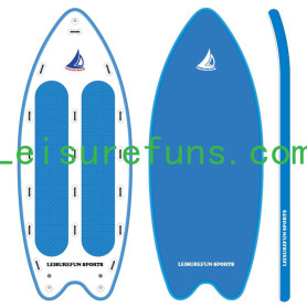 billiger riesiges aufblasbares Stand Up Paddle Board