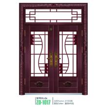 Porte d'entrée verre commercial Zhejiang entrée porte à zhejiang