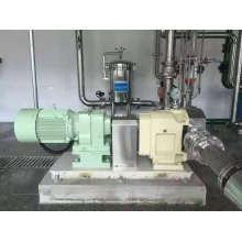 Fiber viscose pump in chemical fiber industry
