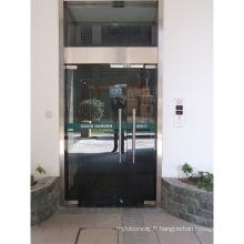 Ouverture de porte battante dissimulée (ANNY1902F)