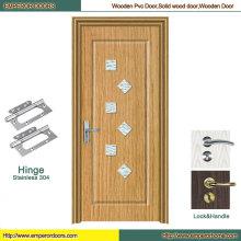 Diseño de puertas de chapa en puertas compuestas