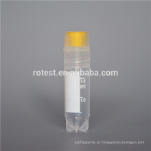 material de laboratório 1.8ml / 2ml cryovial and cryovial box
