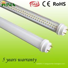 8W LED Tube T8 lumière en Gz (St-T8w60-18W)