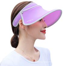 Sun Hat Summer Visor Sun Cover Hat UV Protection Hat