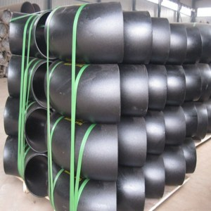 8''  SCH40 MS STEEL PIPE ELBOW
