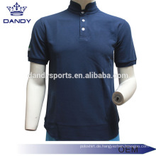 Kundenspezifische Embrodery Logo-Polo-Shirts