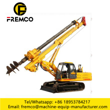 Crawler Rotary Drilling Machine Rig