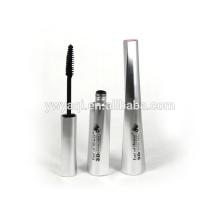 ¡OEM!!!!!! Larga duración Natural plata tubo fibra lash mascara de