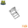 Webbing Buckle 2 Inch Stainless Steel Overcenter Buckles