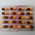 Alta qualidade 500mg cápsulas duras Amoxicilina (amoxicilina)