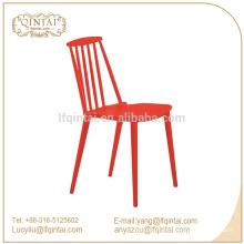prix en gros moderne de chaise en plastique, plastique simple de chaise de porcelaine de conception