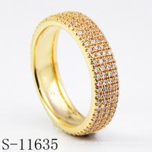 Neue Design Modeschmuck Ring 925 Silber (S-11635)