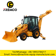 WZ30-25 The Cheapest Backhoe Loader