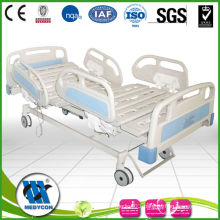 BDE202 Three-function electric bed with all steel bed board