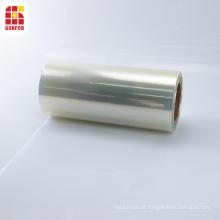 50microns BOPP filme plástico de selo térmico transparente