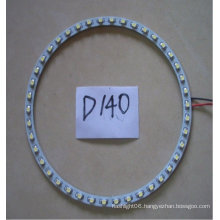140mm 42SMD 3528 LED Angel Eye Auto Car Light