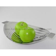 Plato de frutas de acero inoxidable (se2551)