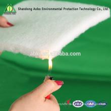China Großhandel Härte Polyester Filz Pad für Bett Matratze feuerhemmend