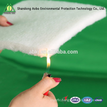 China Wholesale Hardness Polyester Felt Pad for Bed Mattress Fire Retardant