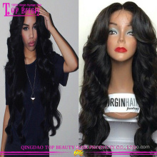 Tangle And Shedding Free full head wigs 100% brazilian human hair full head wigs