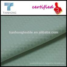 Peigné coton tissu/dobby style /cotton spandex tissu pour pantalon