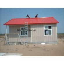 Solución de vivienda / Casa prefabricada