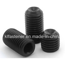 ASTM F912 Alloy Cup Point Sockel Set Schraube