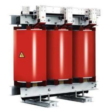 35кВ класс 3-фазный литой смолы сухого типа силовой трансформатор с off цепи нажмите 35кВ