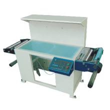 Etiketteninspektionsmaschine, Aufwicklermaschine