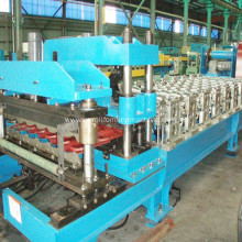 Metal Steel Roof Tile Roll Forming Making Machine