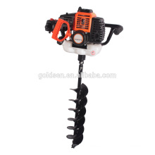 71cc 2400w Portable Ground Drill Earth Hole Drilling Machine Hand Soil Auger
